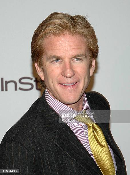 Matthew Modine during Project ALS Announces 8th Annual Tomorrow is Tonight Benefit at Cipriani 42nd Street in New York City New York United States