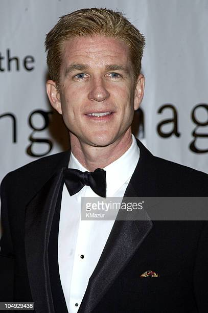 Matthew Modine during The 17th Annual American Museum of the Moving Image Salute to Mel Gibson at The Waldorf Astoria Hotel in New York City New York...