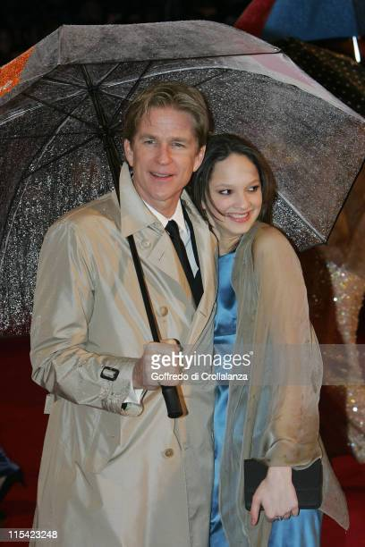 Matthew Modine during The Orange British Academy Film Awards 2006 Arrivals at Odeon Leicester Square in London Great Britain