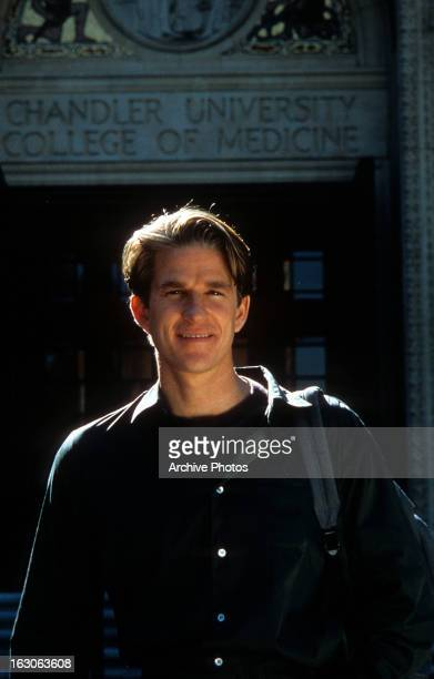 Matthew Modine in a scene from the film 'Gross Anatomy' 1989