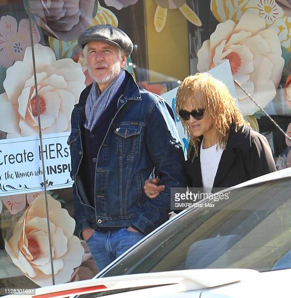 Matthew Modine is seen on February 28 2019 in Los Angeles California