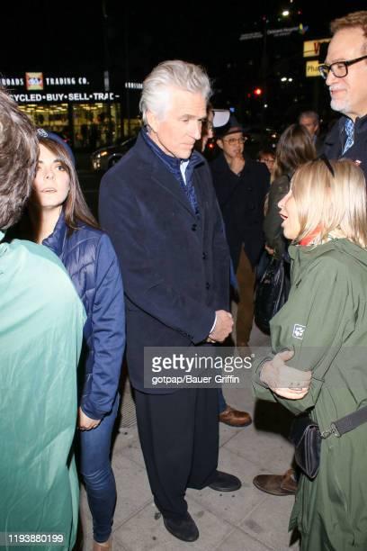Matthew Modine is seen on January 14 2020 in Los Angeles California