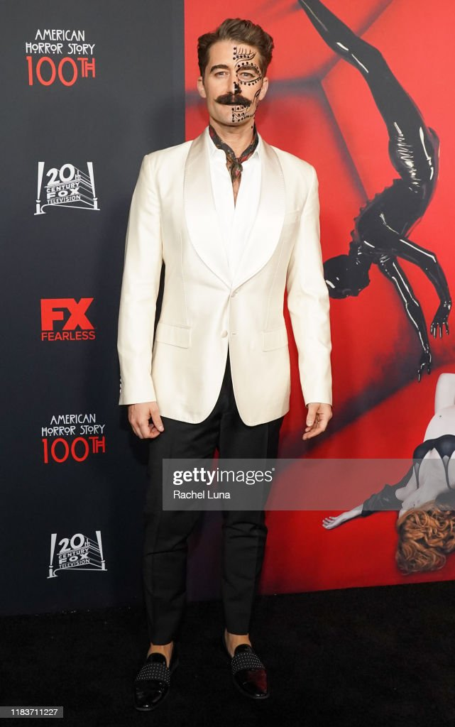 """FX's """"American Horror Story"""" 100th Episode Celebration - Arrivals : News Photo"""