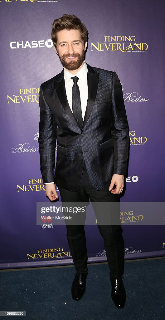 """Finding Neverland"" Broadway Opening Night - After Party"