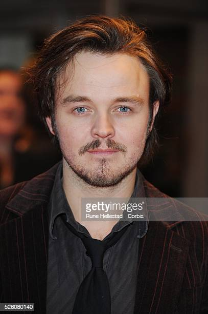 Matthew Newton attends the premiere of 'Franklyn' at The Times BFI London Film Festival at Odeon West End Leicester Square