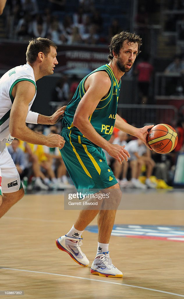 2010 FIBA World Championship - Day Eight