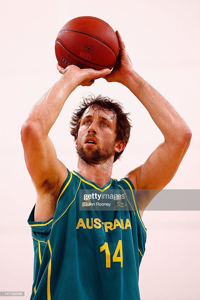 Australian Boomers v Greece: Game 2