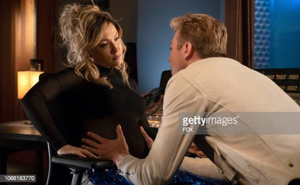 Matthew Noszka and Jude Demorest in the A Family Affair episode of STAR airing Wednesday Oct 10 on FOX