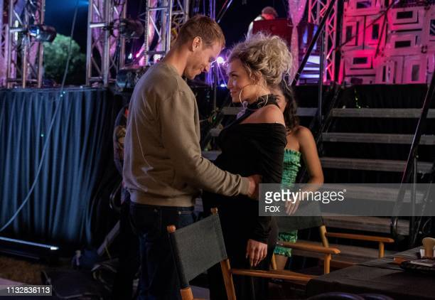 Matthew Noszka and Jude Demorest in the Zion fall finale episode of STAR airing Wednesday Dec 5 on FOX
