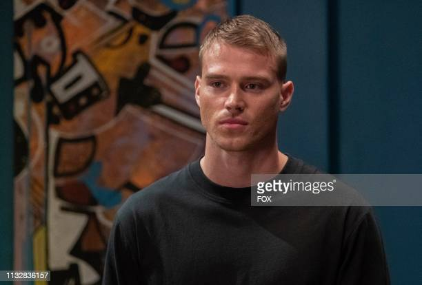 Matthew Noszka in the When Stars Fall spring premiere episode of STAR airing Wednesday March 13 on FOX