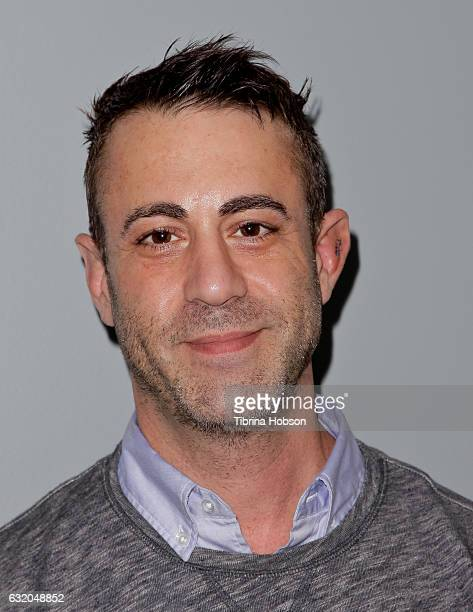 Matthew Ogens attends the SAGAFTRA Foundation's Conversations for 'Go North' at SAGAFTRA Foundation Screening Room on January 18 2017 in Los Angeles...