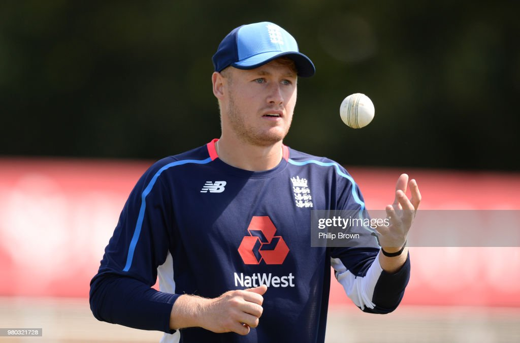 England Lions Nets Session