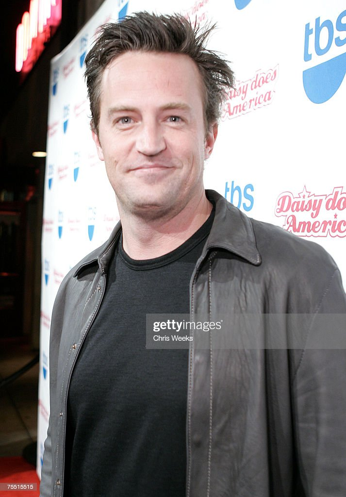 Matthew Perry at the Guy's in West Hollywood, California