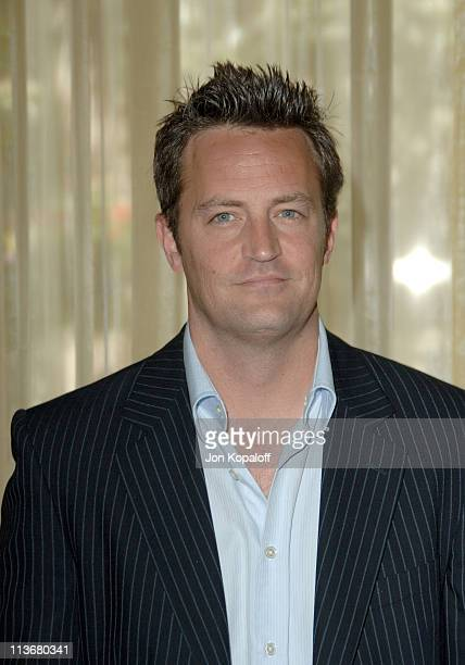 Matthew Perry during AFI Honors Hollywood's Arquette Family With The Sixth Annual 'Platinum Circle Award' Arrivals in Los Angeles California United...