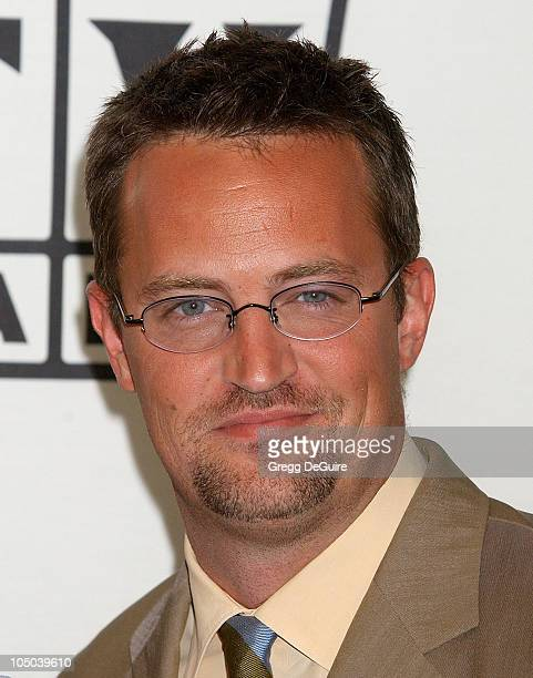 Matthew Perry during TV Land Awards: A Celebration of Classic TV - Press Room at Hollywood Palladium in Hollywood, California, United States.