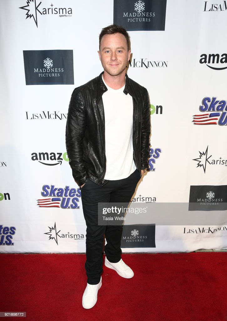 Matthew Pestlethwaite at the 'Ice The Movie' Los Angeles Special Screening at The Montalban Theater on February 20, 2018 in Los Angeles, California.