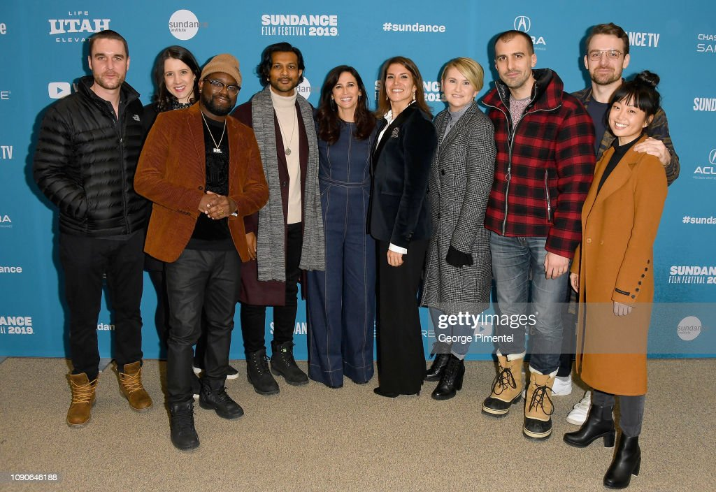 "2019 Sundance Film Festival -  ""Brittany Runs A Marathon"" Premiere : News Photo"