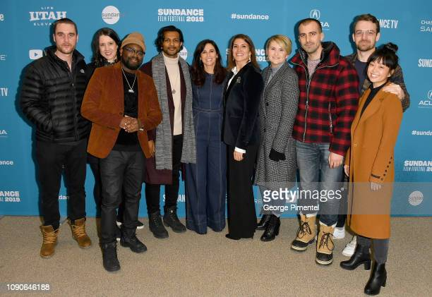 Matthew Plouffe Margot Hand Lil Rel Howery Utkarsh Ambudkar Michaela Watkins Brittany O'Neill Jillian Bell Paul Downs Colaizzo Micah Stock and Alice...