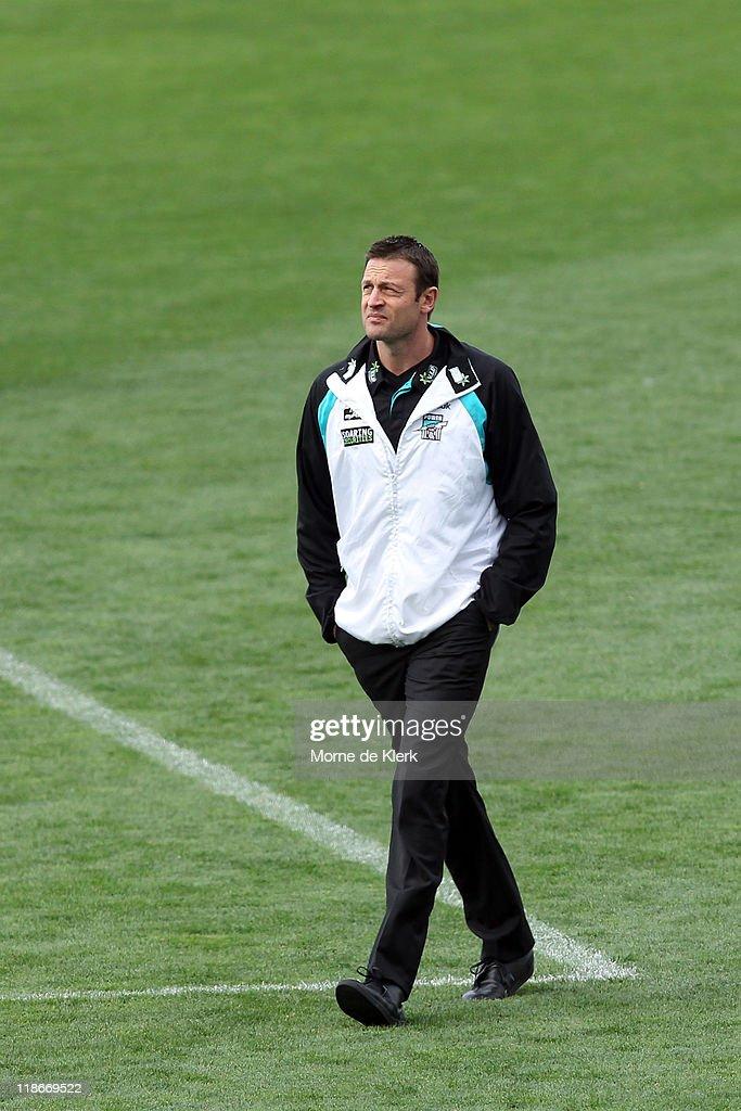 AFL Rd 16 - Port Adelaide v St Kilda