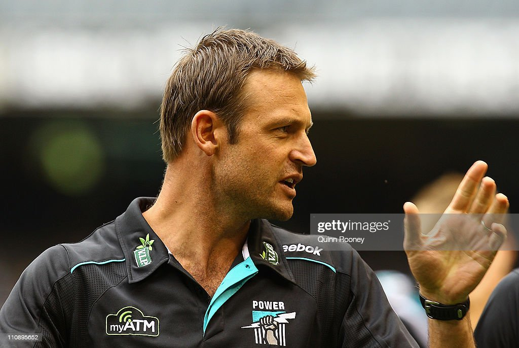 AFL Rd 1 - Collingwood v Port Adelaide