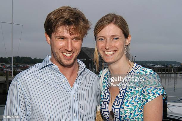 Matthew Reeve and Alexandra Reeve attend THE CHRISTOPHER REEVE FOUNDATION hosts the second annual Summer Solstice Celebration at B Smith's on June 23...