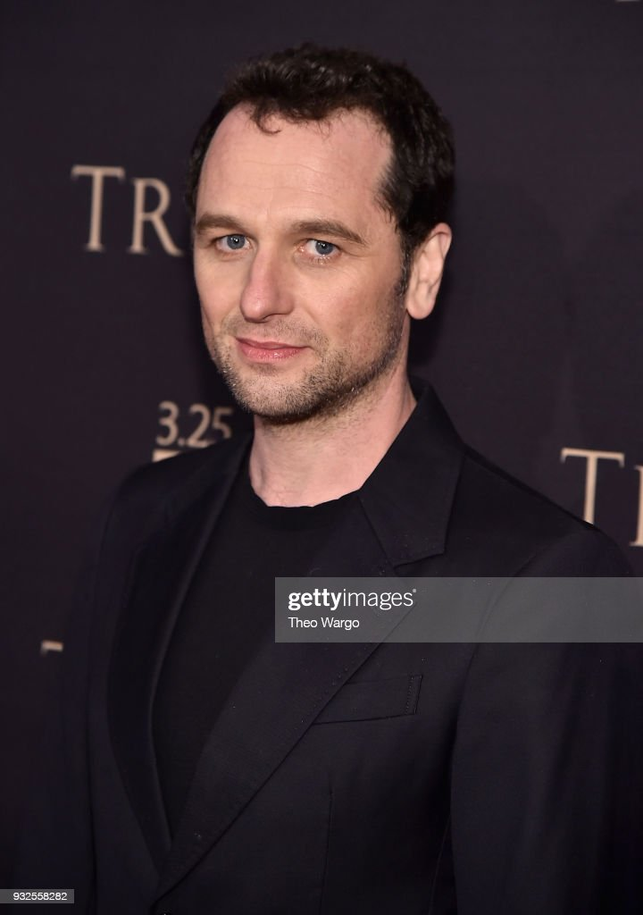 Matthew Rhys attends the 2018 FX Annual All-Star Party at SVA Theater on March 15, 2018 in New York City.