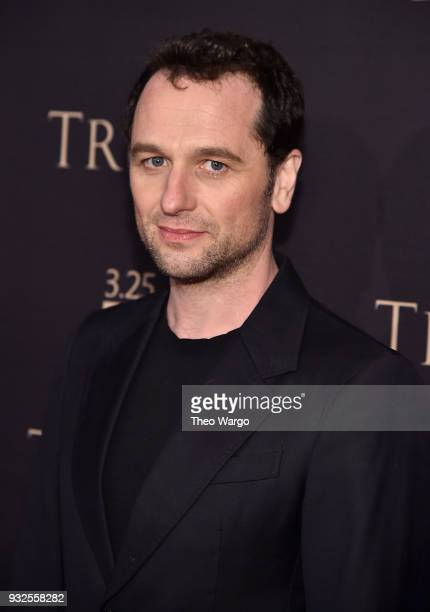 Matthew Rhys attends the 2018 FX Annual AllStar Party at SVA Theater on March 15 2018 in New York City