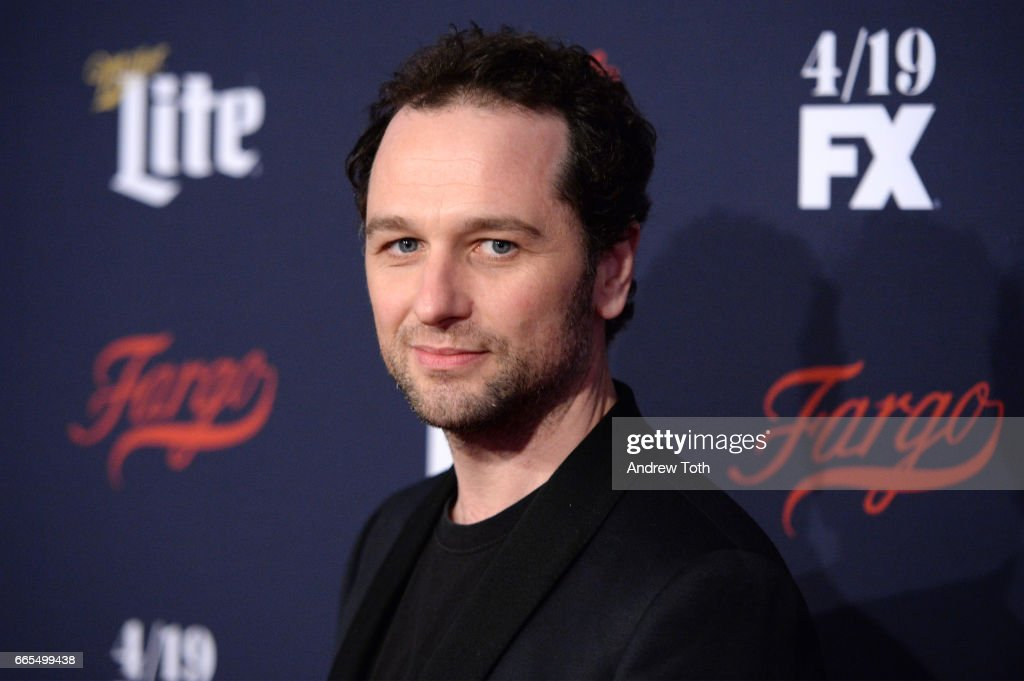Matthew Rhys attends the FX Network 2017 All-Star Upfront at SVA Theater on April 6, 2017 in New York City.