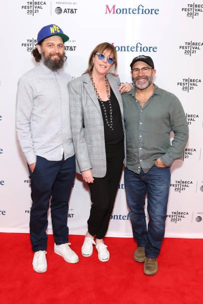 NY: Tribeca Talks: Scott Z. Burns & Matthew Rhys - 2021 Tribeca Festival
