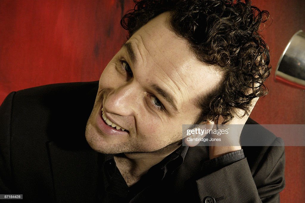 Matthew Rhys poses during a photo call held on December 6, 2004 at his home in London, England.