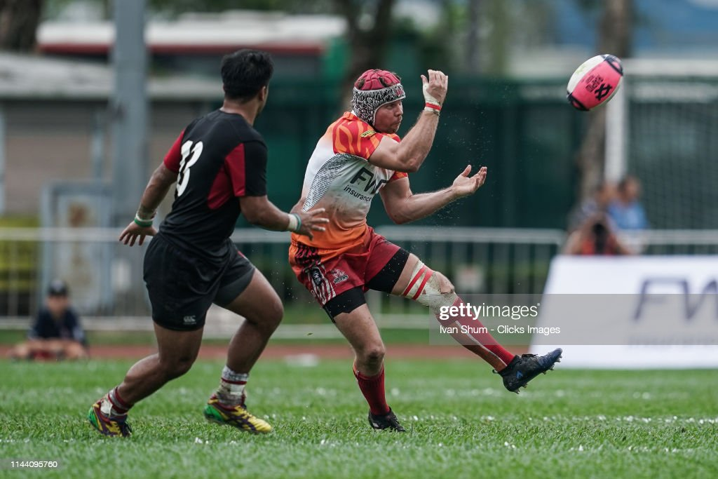 HKG: South China Tigers v Asia Pacific Dragons