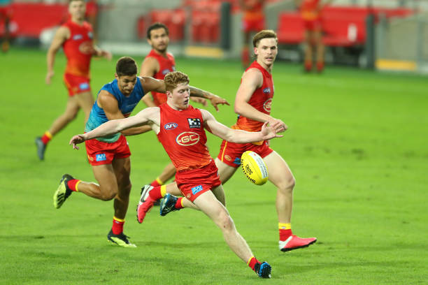 AUS: Gold Coast Suns Training Session