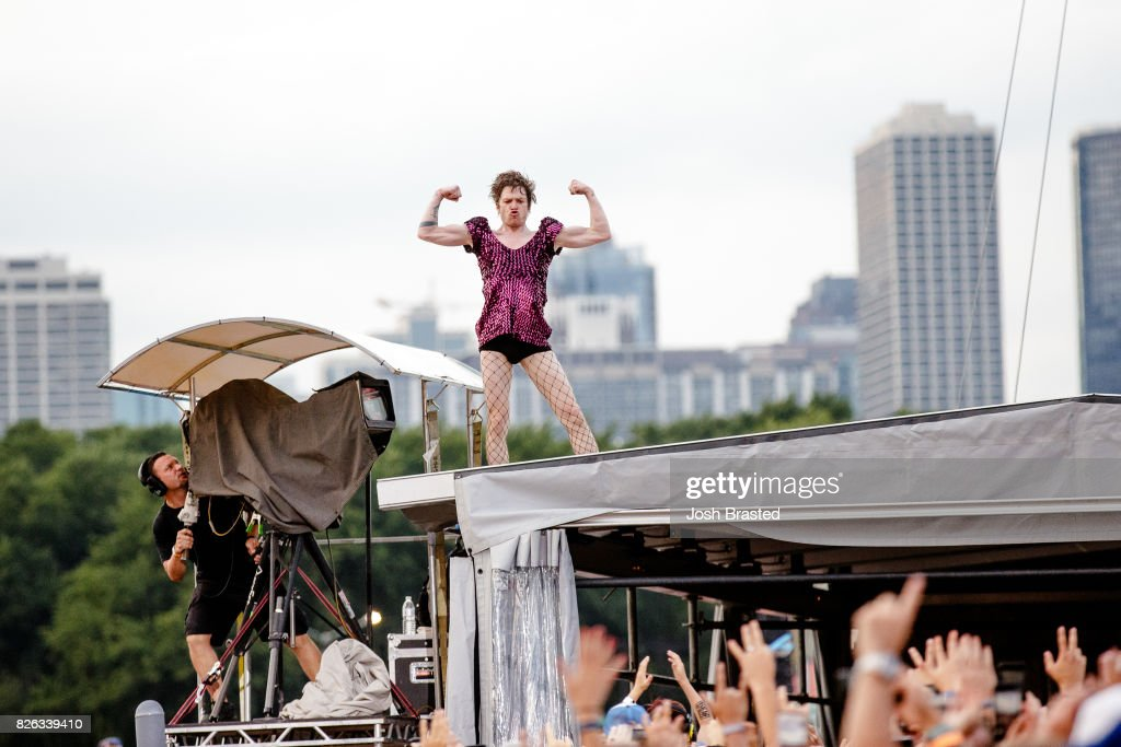 2017 Lollapalooza - Day 1 : News Photo