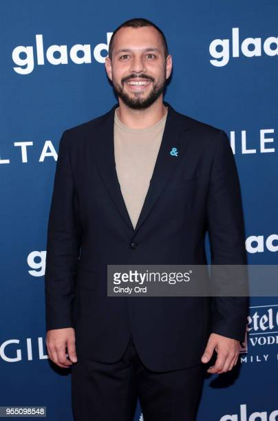 Matthew Shurka attends the 29th Annual GLAAD Media Awards at The Hilton Midtown on May 5 2018 in New York City
