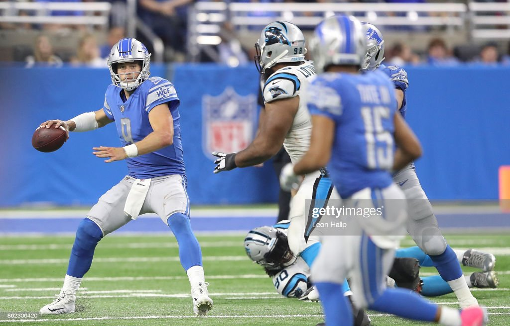 "Carolina Panthers v""u2020Detroit Lions : News Photo"