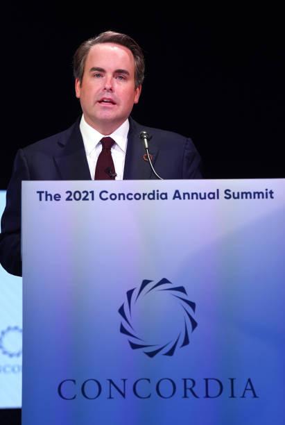NY: The 2021 Concordia Annual Summit - Day 1