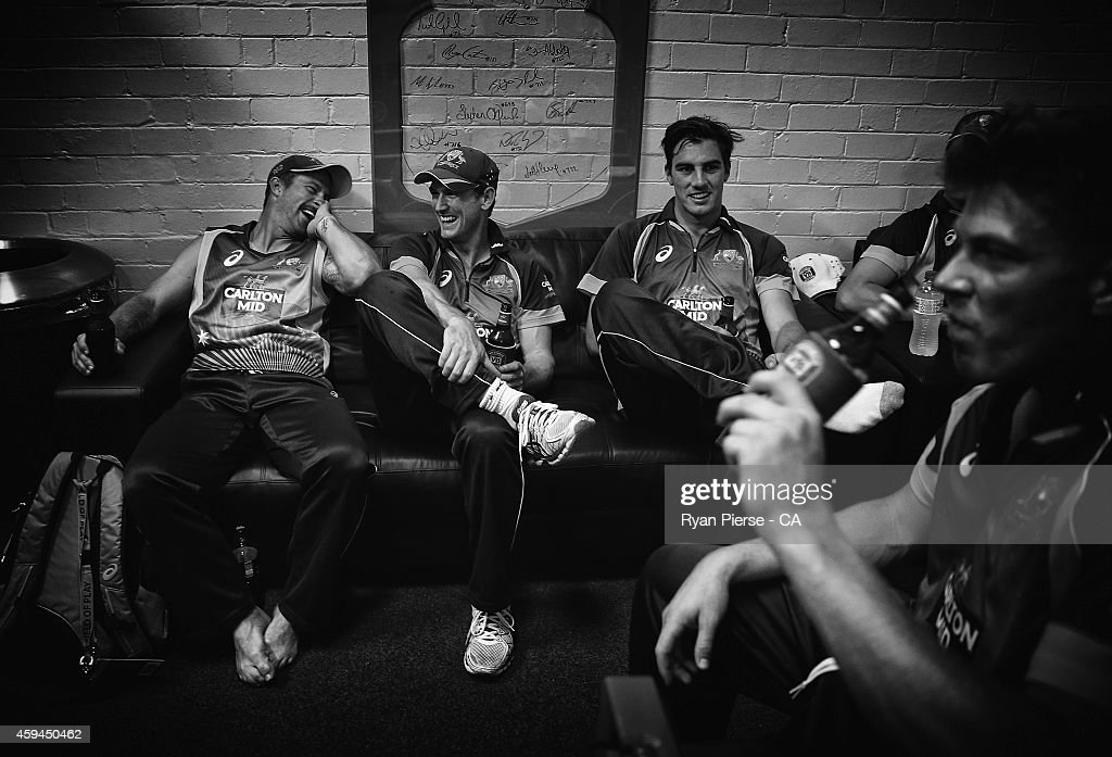 Australia v South Africa: Game 5