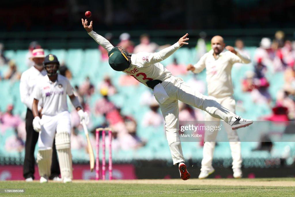 Australia v India: 3rd Test: Day 3 : ニュース写真