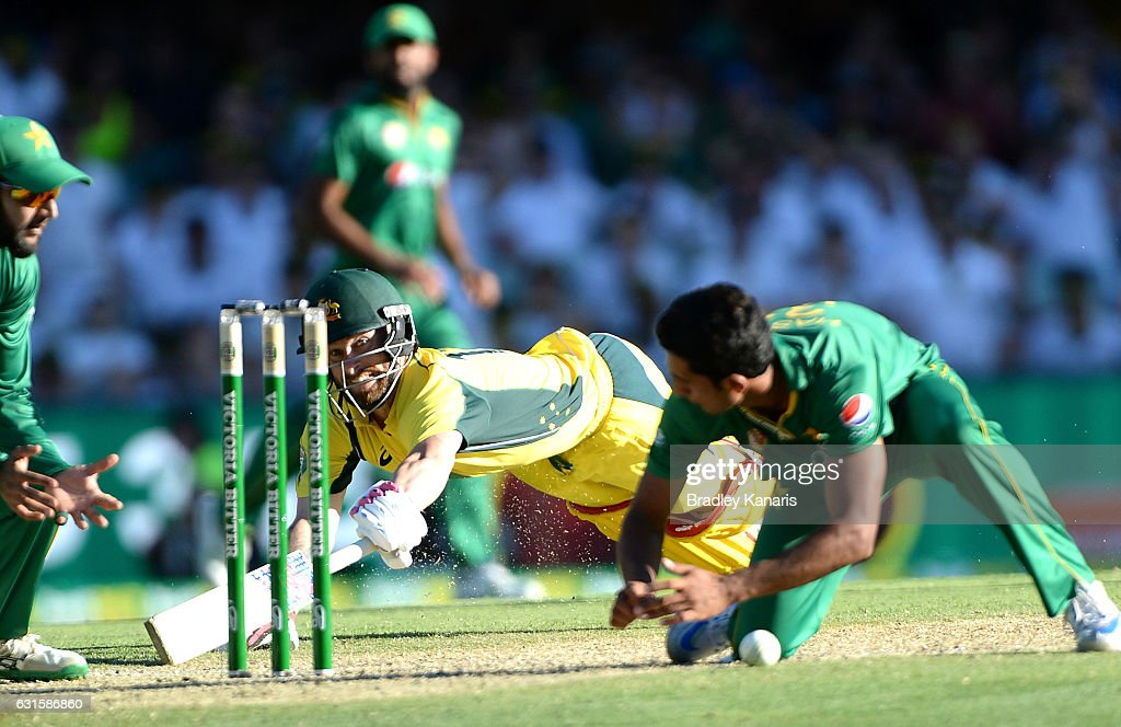 Australia v Pakistan - ODI Game 1