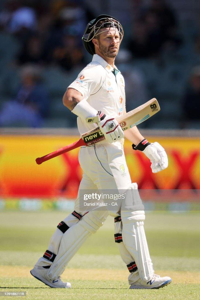 Australia v India: 1st Test - Day 2 : ニュース写真