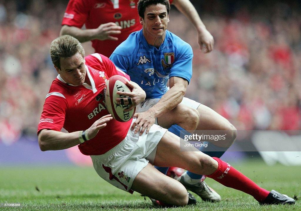 RBS Six Nations - Wales v Italy : News Photo