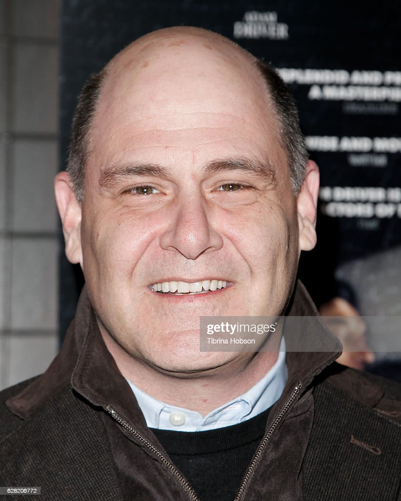 Matthew Weiner attends the Screening of Amazon Studios 'Paterson' at the Vista Theatre on December 6, 2016 in Los Angeles, California.