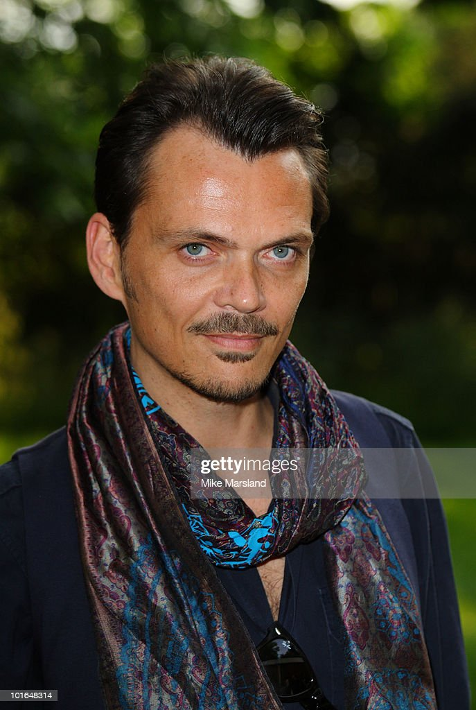 Matthew Williamson attends the annual Raisa Gorbachev Foundation Party at Stud House, Hampton Court on June 5, 2010 in London, England.