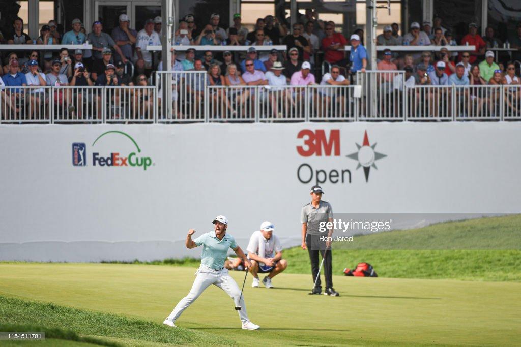 3M Open - Final Round : News Photo