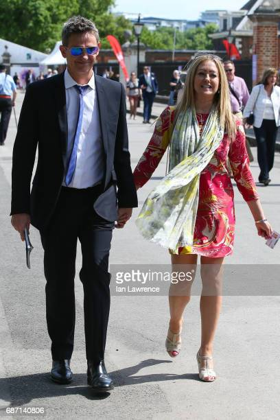 Matthew Wright seen at the Chelsea Flower Show VIP day on May 22 2017 in London England