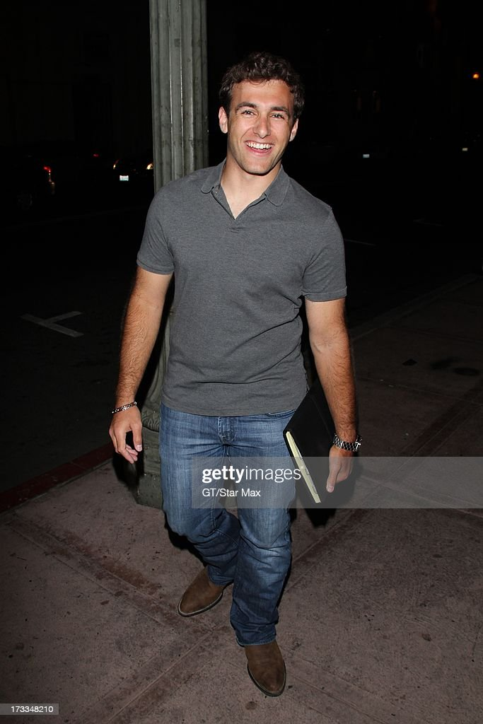 Matthew Ziff as seen on July 11, 2013 in Los Angeles, California.