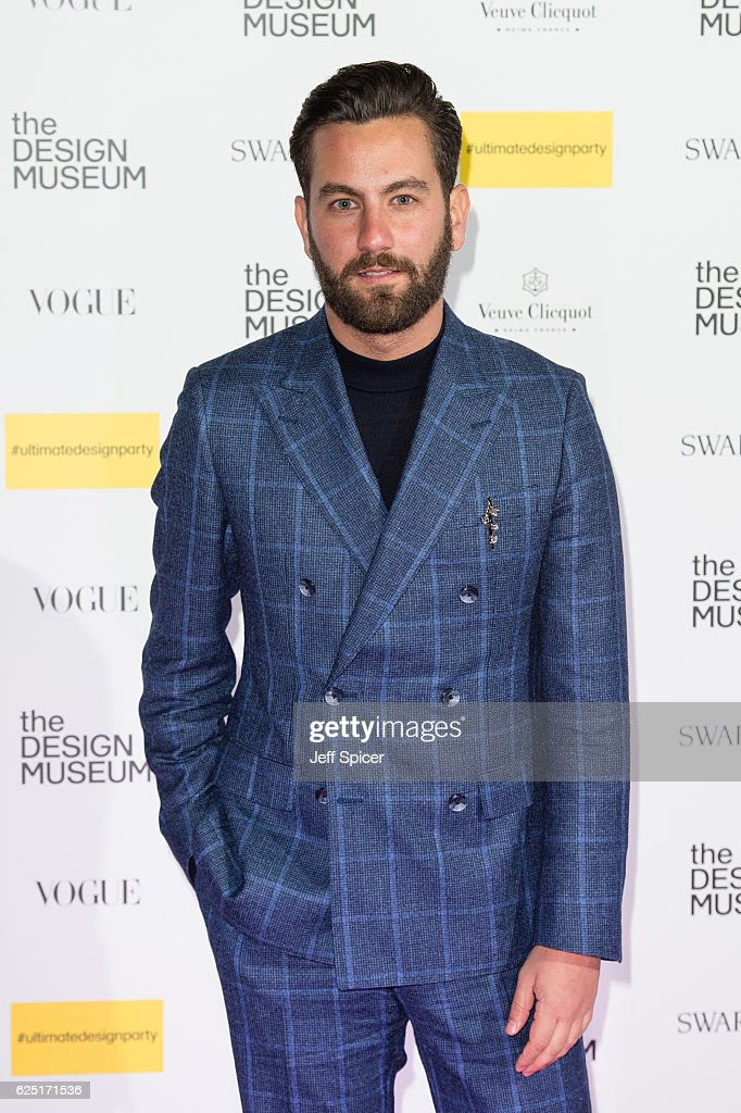 The Design Museum - VIP Launch Party - Arrivals : News Photo