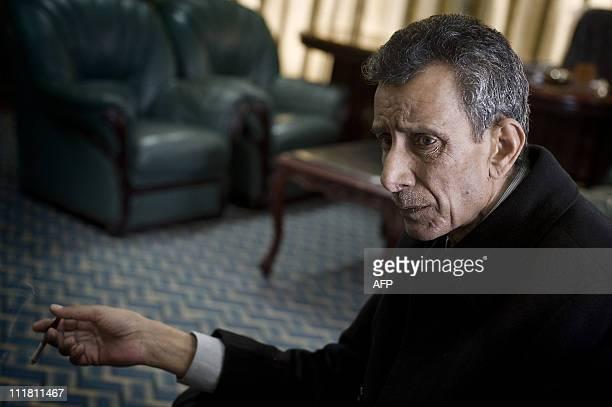 MATTHEWAshur Burashid Derna's representative on the Libyan rebels' interim national council sits at the council's office in the eastern Libyan town...