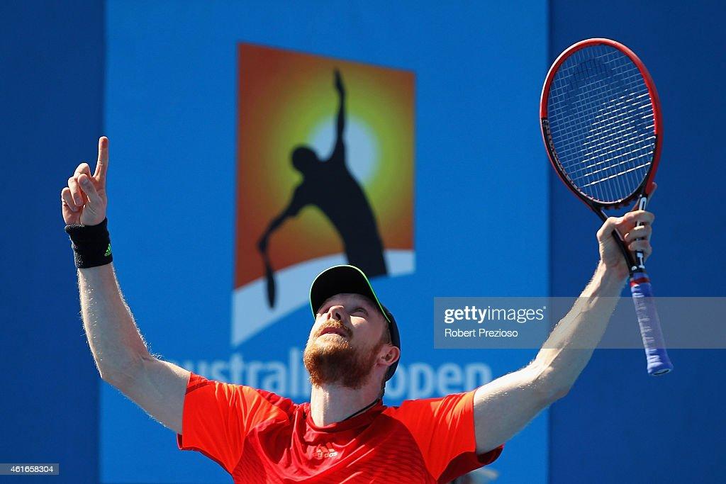 2015 Australian Open - Qualifying