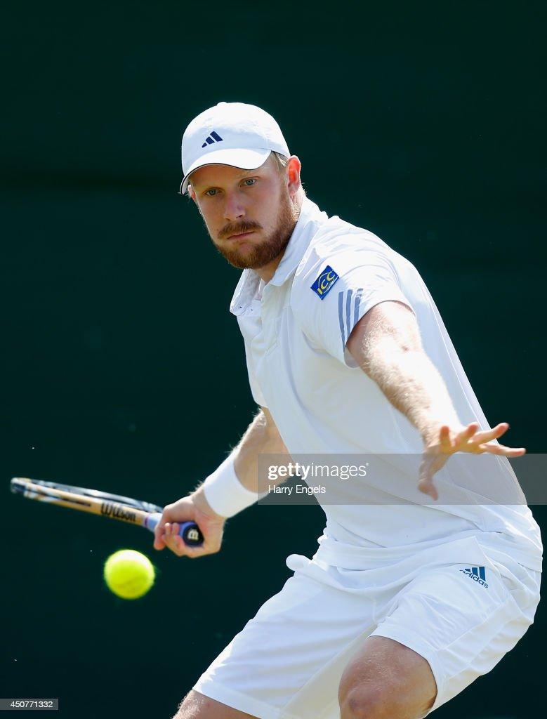 2014 Wimbledon Qualifying Session